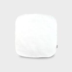 πανάκι λευκό τετράφωνο λαβέτα 28Χ28 για τις γουλίτσες μονής ή διπλής όψης