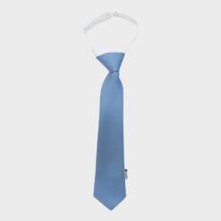 γραβάτα παιδική σιέλ