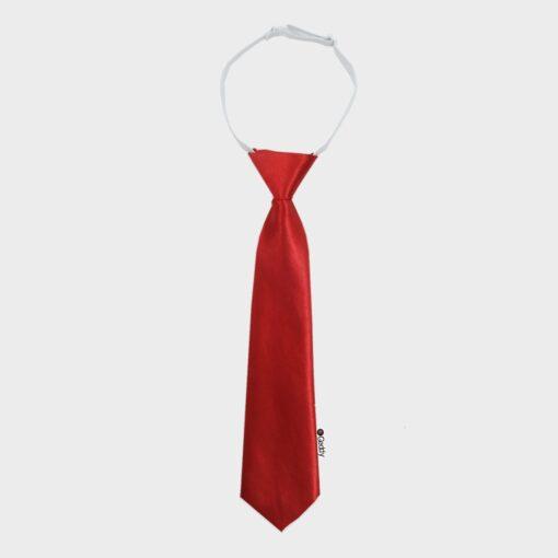 γραβάτα παιδική κόκκινη