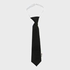 παιδική γραβάτα μαύρη