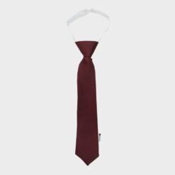 γραβάτα παιδική μπορντό