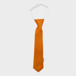 γραβάτα παιδική πορτοκαλί