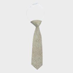 γραβάτα παιδική βαμβακερή μπεζ