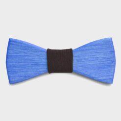 Ξύλινο Παπιγιόν Παιδικό Μπλε