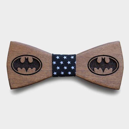 Παιδικό Ξύλινο Παπιγιόν Batman