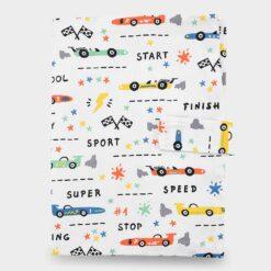 Κάλυμμα για Βιβλιάριο Υγείας Παιδιού Αυτοκινητάκια