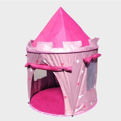 παιδική σκηνή ροζ